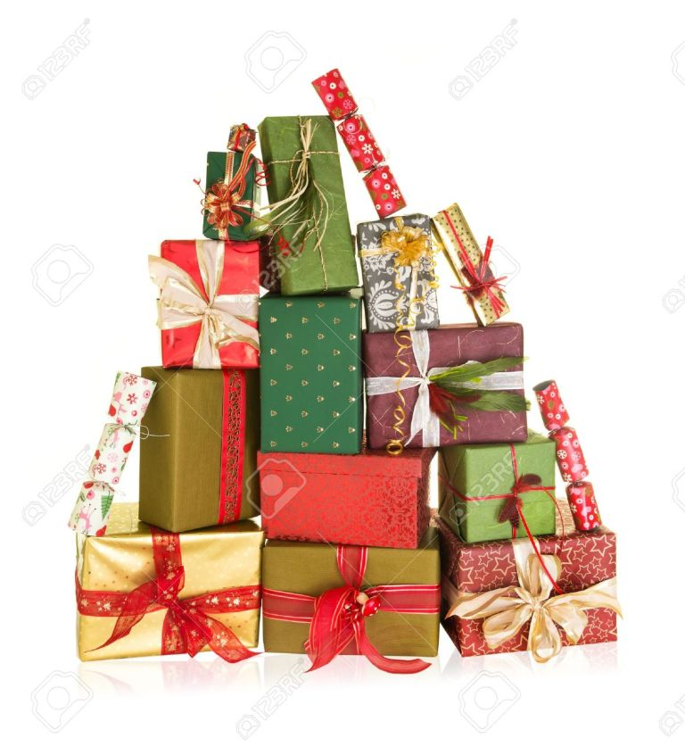 15407197-Big-stack-of-christmas-presents-in-the-shape-of-a-high-mountain-Stock-Photo